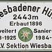 <b>Wiesbadener Hütte (2443 m) - DAV.</b>