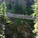 Brücke zum Fort Gondo