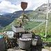Il caratteristico ed originale bar del Rifugio Barba Ferrero 2240 mt :)<br />Gentili e preparati i gestori nel fornire informazioni su itinerari limitrofi, anche di carattere alpinistico, difatti da dietro la struttura parte la traccia per la Capanna Resegotti 3624 mt.