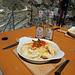 Deliziosa la Käseschnitte della Gelmerhütte :-)