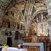 Elva, Borgata Serre, San Pancrazio: Nordseite des Chors