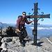 Auf dem Gipfel der Les Diablerets 3210m