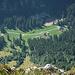 Sulzboden - exactly 1000 m below.