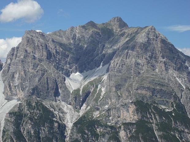 Kirchdachspitze im Zoom