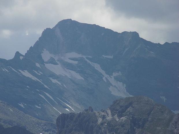 Weißwandspitze im Zoom