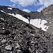 Auf 2800 m. Blick zur Fuorcla Maisas