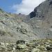 Kurze aber steiler Abschnitt nach Fuorcla d'Agnel.