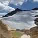 Gletscher unterhalb Piz Surgonda.