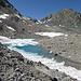 Gletschersee auf 2905m.