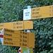 Start an der Nufenenpassstrasse Haltestelle Ladstafel 1925m