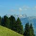 Ein erster Blick in den Alpstein