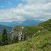Vor dem Schlösslichopf zweigt der Weg nach Ober- und Unter Länggli ab.