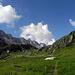 Abstieg durch das schöne Val Cavardiras