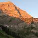 Alp Mittelstafel mit Blick auf den Ruchenpfeiler