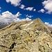 Panoramica su tutta la cresta percorsa dal Tamierhorn