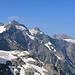ab hier freie Sicht auf den Clariden, ein wunderschöner Berg!