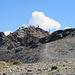 """noch ein letzter Rückblick zum Gemsfairenstock, es ist heute viel los auf diesem Gipfel, auf dem Speichstock war ich """"mutter seelen alleine"""" unterwegs."""