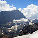 auch auf dem Speichkopf hat der Wanderer eine super Aussicht, Tödi - Piz Russein