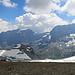 Aussicht vom Gemsfairenjoch zum Bifertenstock und dem Tödi - Piz Russein