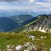 Gipfel-Blick Richtung Zugspitze