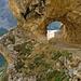 Wanderweg oberhalb der Alpe Palü