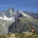 Im Osten dominieren Dôme de Neige und Ailefroide (rechts)