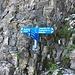 Les 2 chemins venant de Bunderalp se rejoignent juste sous le Zürcher Tritt