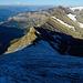 Firn- Eisflanke und Zackengrat