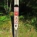 La nostra escursione odierna inizia da qui, in pratica un tratto della tappa 23 dell'Alpe Adria Trail e tutta la tappa 24.
