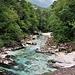 Il fiume a Za Otoki.