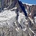 Teil des Winterberg Gletschers.