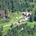 Zoom auf das Berggasthaus Plattenbödeli