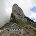Berggasthaus Stauberen und die Stauberenkanzel