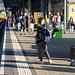 Ab Spiez (628m) verlief die Zugfahrt dann planmässig, leider nur eine Stund später als geplant.