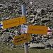 Alpinwanderweg Richtung  Simelihorn