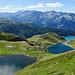 Laghetto di Taneda sup., Lago di Tom, Lago Ritóm