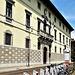 Il seicentesco Palazzo Antonini-Cernazai, sede dell'Università del Friuli in viaTarcisio Petracco.