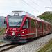 Regionalzug nach Tirano.
