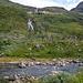 In den letzten Tagen hat es im Narvikfjell viel geregnet