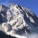 Bergsturz vom 23.8.2017 am Pizzo Cengalo