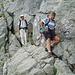 Im Abstieg vom Pso della Trubinasca 2701m