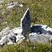 Das Gipfelzeichen des Fermerskopfs
