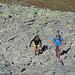 Si sale tra le pietre, Alberto e Tracey