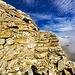 Trovato l'accesso al paradiso ;) ... wow questi militari su questo sentiero hanno fatto veramente un bel lavoro, con tanto di scalini e muri a secco