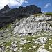 Erosionsspuren im Kalk: die Natur als Bildhauer