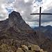 Der Elterkopf wird nur wenige Male im Jahr besucht, die imposante Wetterspitze zieht deutlich mehr Besteiger an.