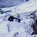 Blick in die Matterhorn Nordwand.
