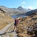 Bassa di Lago Scuro: qui entriamo nella bella Val Cadlimo