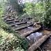 wie eine Treppe