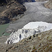 Gletscher-Abdeckung